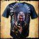 koszulka patriotyczna, męska - Skrzydlata Jazda przod