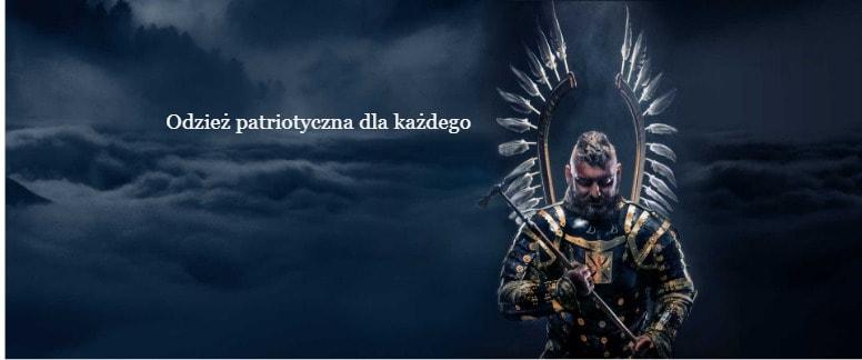 Odzież patriotyczna Magna Husaria